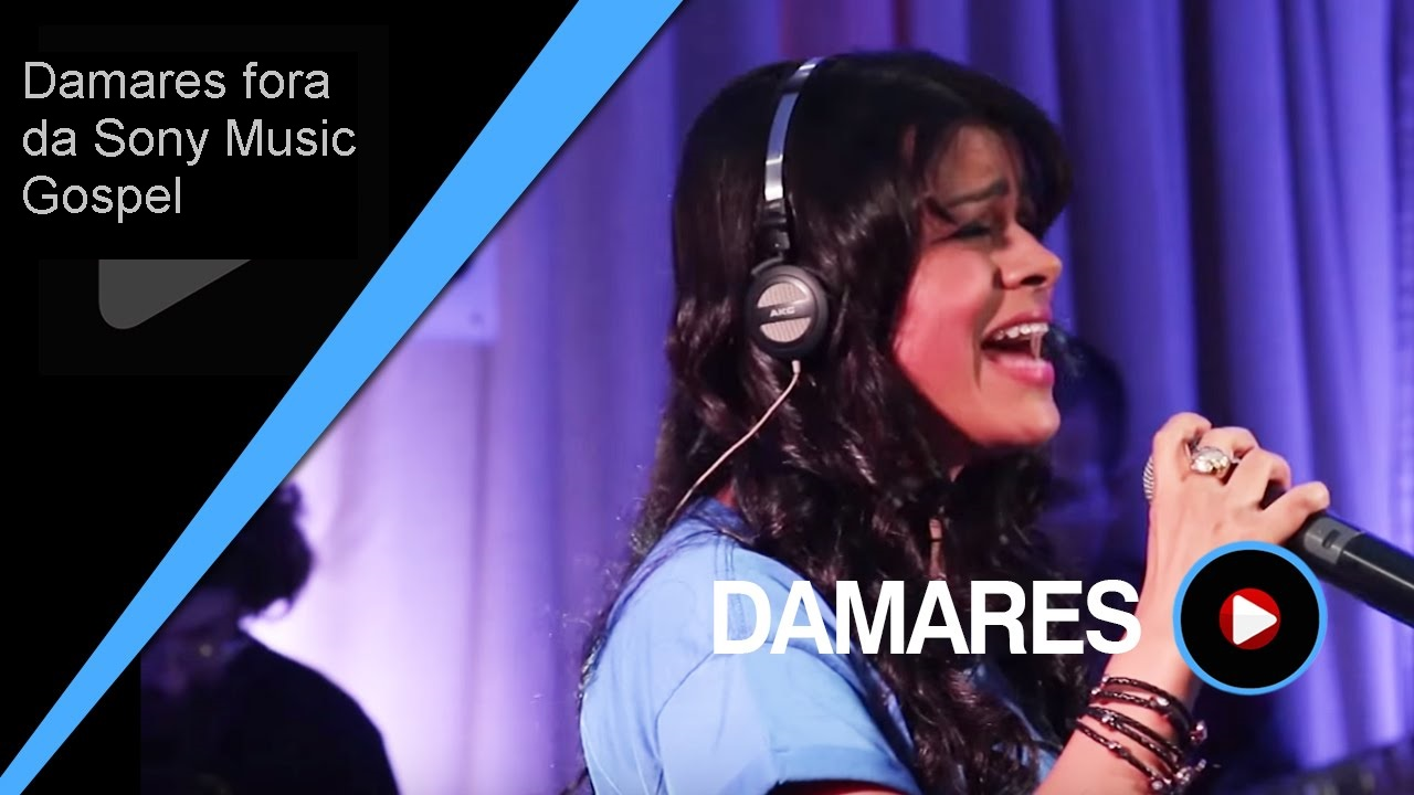 Damares fora da Sony Music Gospel