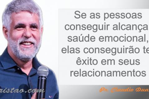 Frases do pastor Claudio Duarte para Whatsapp, Facebook, Twitter